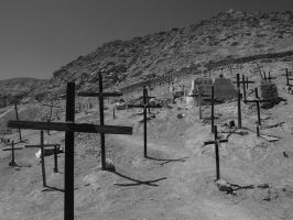 Codpa Cemetary 1 by Debellos