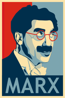 Rally Poster: Marx by rapunzell