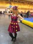 Teen Dalek Girl 03 by doctornocturne