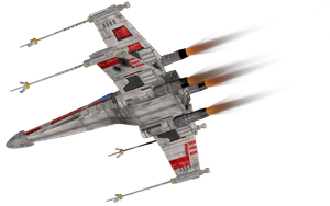 X Wing 2,11 by Cyborgerotica
