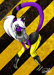 Black and Yellow by PartyingWithNuns