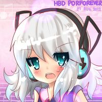 :.HBD Porforever .: Digi-Tan by Ab-anna