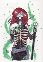 Ginger VooDoo by Deiface