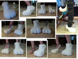 Digitigrade Legs WIP 2 by That-Red-Panda