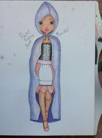 Little Purple Riding Hood Design by Creative-4ever