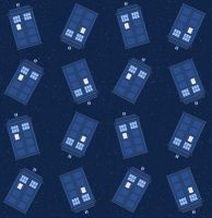 Tardis Wallpaper by steffy-beff