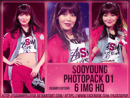 Sooyoung (SNSD) - PHOTOPACK#01 by JeffvinyTwilight