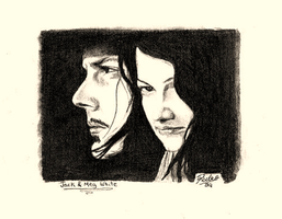 Meg and Jack by Pmag1