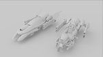 Hover Racer WIP by Arkolis