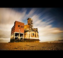Martello Tower by q-118