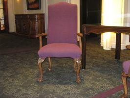 Chair Stock - II by Walking-Tall