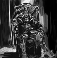 the tyranny of king Connor =D by AndyAlbarn