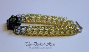 Gold n' Silver Boxchain - For Sale by Thy-Darkest-Hour