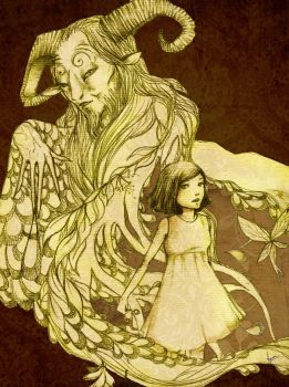 Pan's labyrinth by yara001