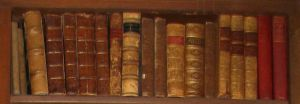 Antique Book Shelf 1 by hever-stock
