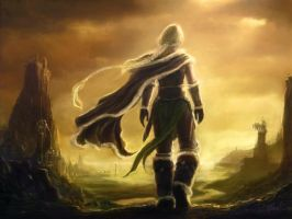 Shadowar - Astrid - A Warriors Path by TheFirstAngel