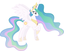 Celestia by BreadKing
