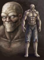 killer croc redesign by s-h-a-n-k-s