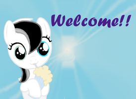 Welcome!! by 3600LetGo