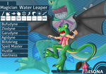 MM: Water Leaper (R5 Persona) by GI-Ace