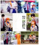 Gekkan Shoujo Nozaki-kun: 01 by christie-cosplay