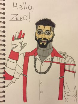 Hello, Zero! Welcome, Bryan! by grenouille-rousse