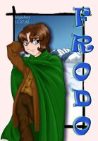OMG its FRODO by idgiebay