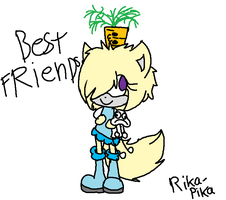 Best friends by Rika-Pika
