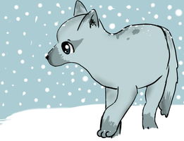 What is this white stuff by Magnet-Crayon