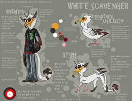 White Scavenger has a ref now by JimPAVLICA