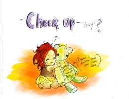Cheer up by AnetteAga