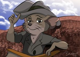 G'day Jake by The-B-Meister