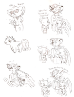 PKMC-Sketchy Doodle Fun Time by Princess-Hanners