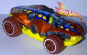 2013 Hot Wheels HW Imagination SWAMP BUGGY by idhotwheels