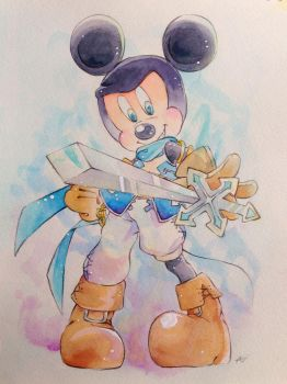 original costume Mickey by nula18