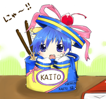 Haagen Dazs Kaito by JuiceBox-Tea