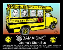 Obama Express by Taxbane