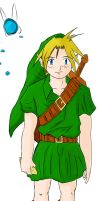 Kid Link Color by ryu447