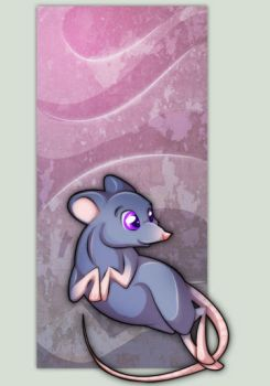 . Year Of The Rat . by Foxiful