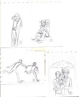 Spy and Scout Thumbnails by kytri