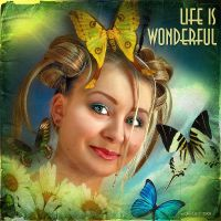 Life is Wonderful by inObrAS