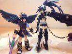 Dark Pit and Insane BRS by AnimeGeek15