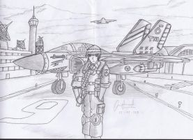 Indonesia National Airforce by PanzerElites