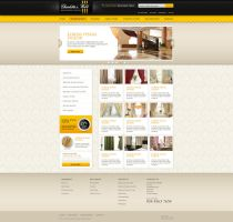 Web Design: Charlotte's Webb by VictoryDesign