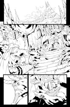 Skullkickers I05 P21 by gaets