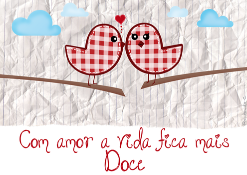 Amor doce by yummy-0