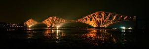 Forth Rail Bridge by Ivan-Connolly-1995