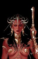 Dejah Thoris 22 by PaulRenaud