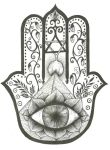 Hamsa by carriephlyons