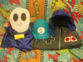 My Shy Guy Cosplay by MarioSimpson1